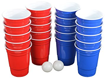 red og blue cups til beer pong